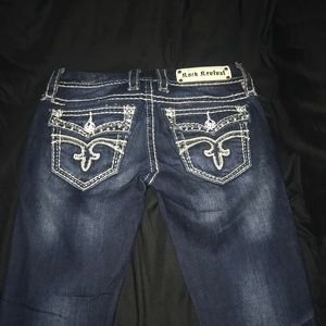 Rock Revival Jeans - Rock Revival Jeans size 25